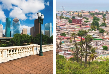 Fly off to Houston and Luanda on board Air France's new travel cabins!