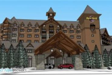 Who said business travellers should always stay in boring hotels that all look the same? If you are visiting Dallas, Texas and are into staying at fun places, the Grand Alps Resort will be the place to book. The resort will include a Hard Rock Hotel. Be patient, the hotel is not finished yet.