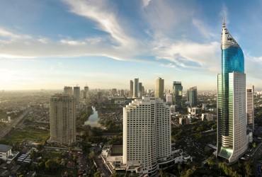 Jakarta airport now offers railway link