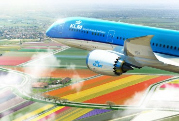 KLM invests in customer and future with new Boeing 787-9
