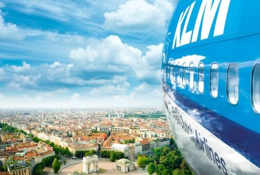 KLM resumes flights from Malpensa Airport