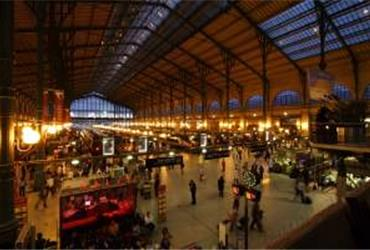 Paris' Charles de Gaulle Airport will have an express non-stop airport rail link to the centre of Paris. Plans to build this important link are now final; the rail line is to be finished in 2025.