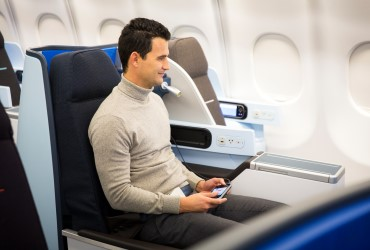 KLM launches new World Business Class cabin in Airbus 330-300