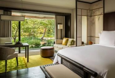 Four Seasons in Kyoto – historic garden, breath-taking views